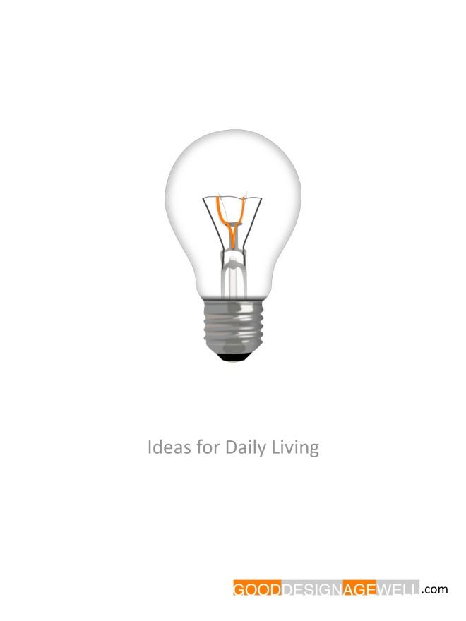 IdeasForDailyLiving